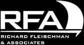 Richard Fleischman & Associates logo